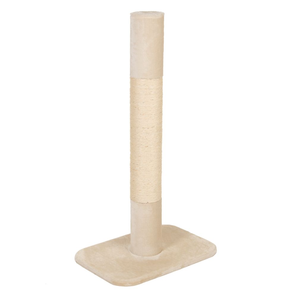 Cream Jumbo Scratching Post