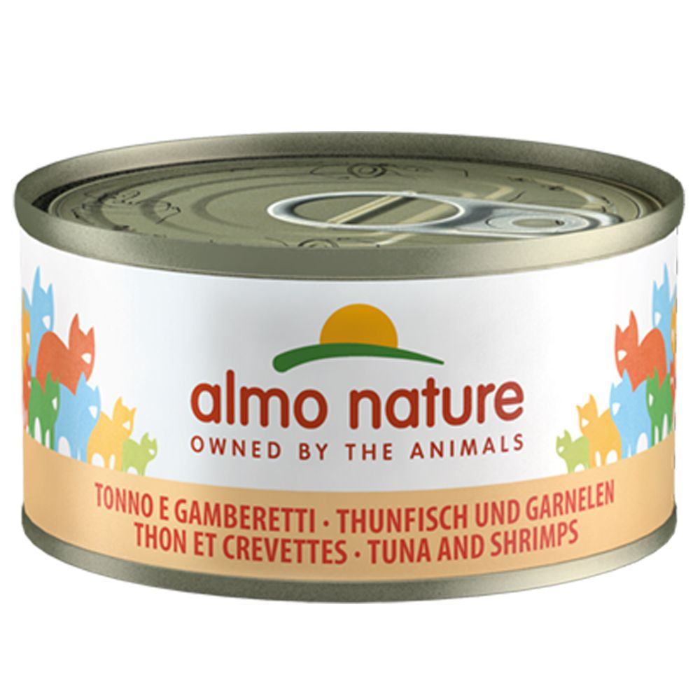 Tuna Selection Almo Nature Legend Wet Cat Food