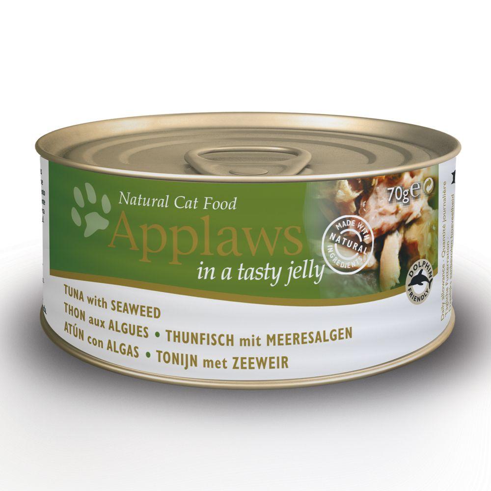 Bild Applaws Katzenfutter in Jelly 6 x 70 g - Hühnerbrust mit Mango