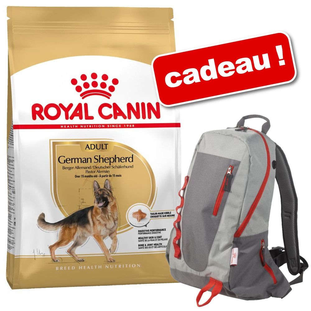 Croquettes Royal Canin Breed 12 kg + sac à dos Royal Canin offert ! - Golden Retriever Adult