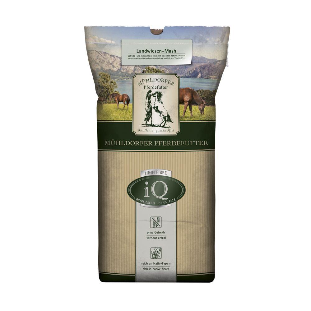 Mühldorfer IQ Mash Grain-Free - Economy Pack: 2 x 12.5kg