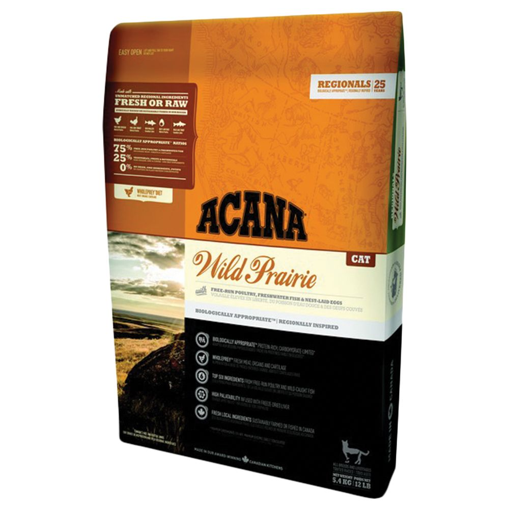 Acana Regionals Wild Prairie Dry Cat Food
