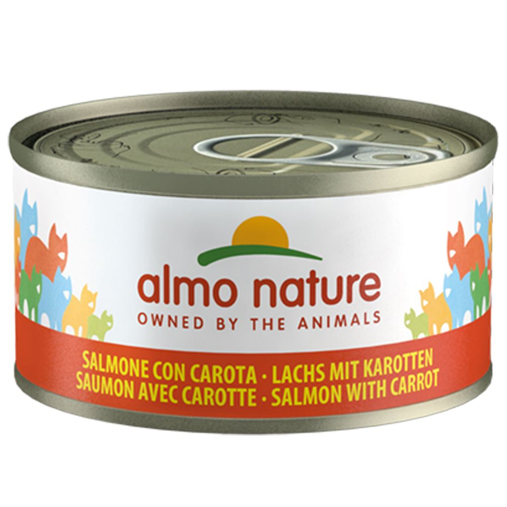 Bilde av 19 + 5 Gratis! Almo Nature Legend 24 X 70 G - Tunfisk & Calamari