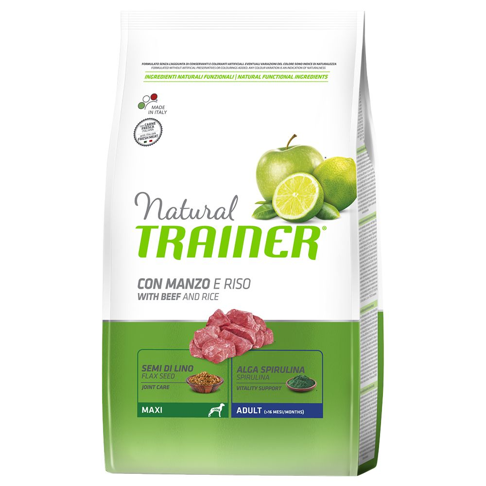 Chien Croquettes Nova Foods Trainer Natural Maxi