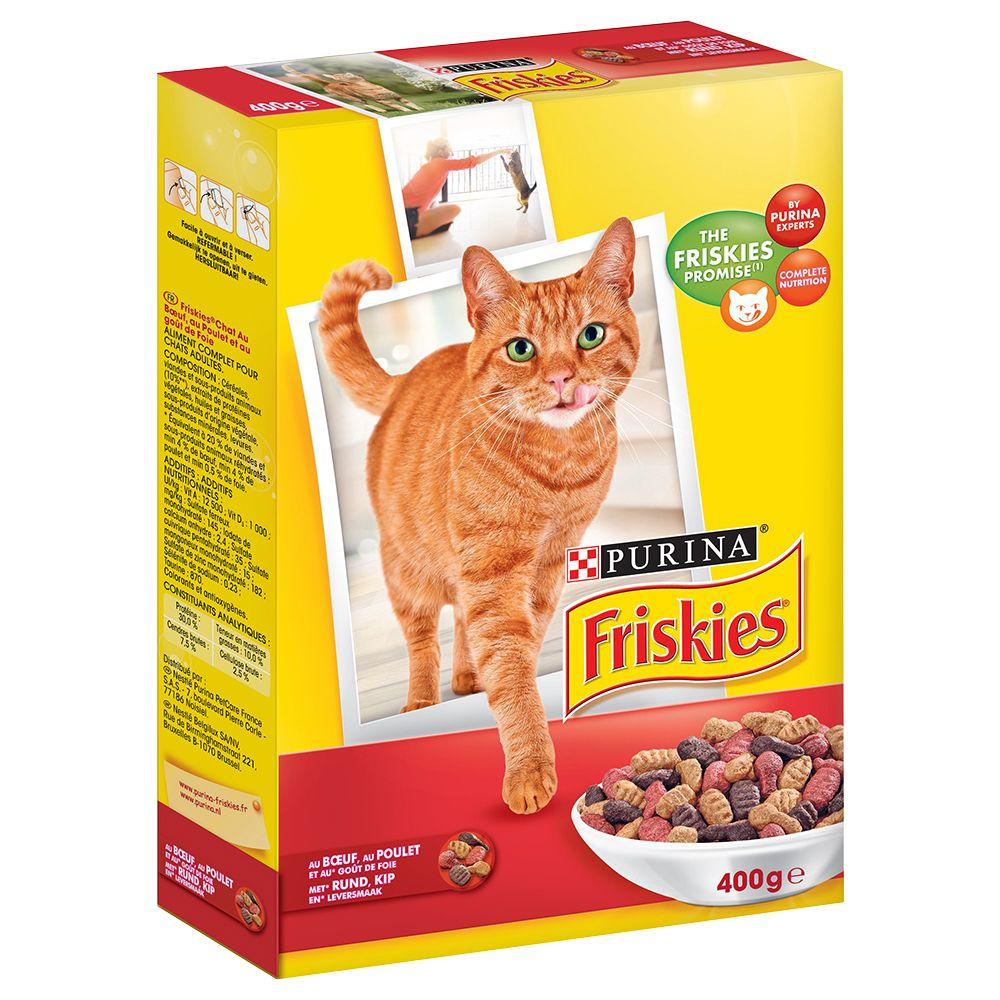 Chat Croquettes Friskies Chat adulte