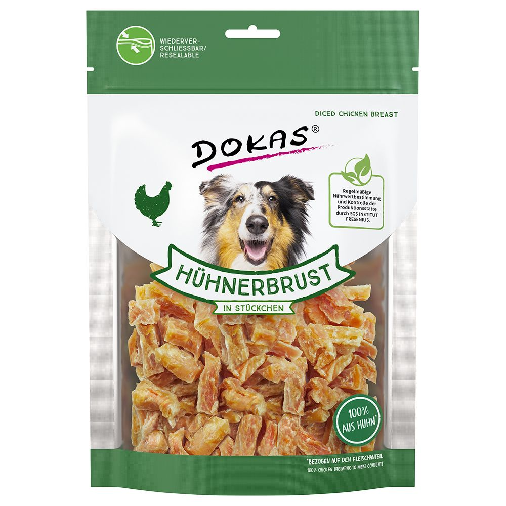 Chicken Breast Chews Dokas Dog Treats