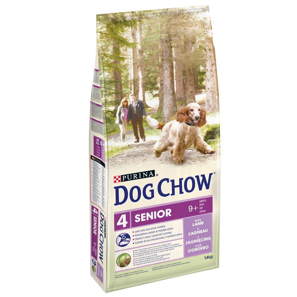 Dog Chow Senior, jagni&#x