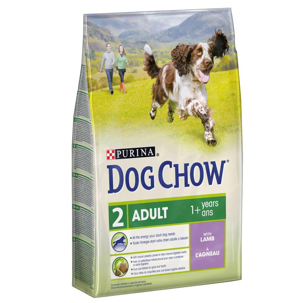 Foto Purina Dog Chow Adult Agnello & Riso (ex Tonus) - 2 x 14 kg - prezzo top!