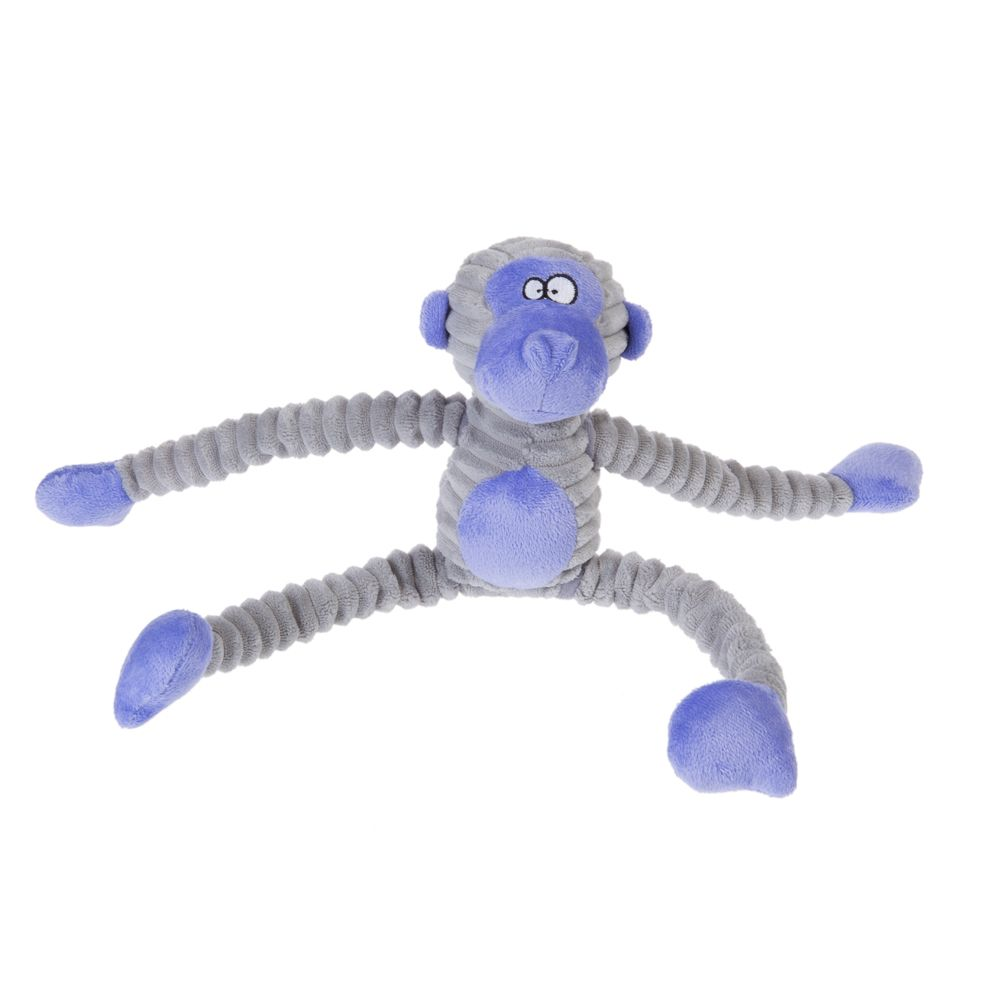 Monkey Dog Toy with Rope