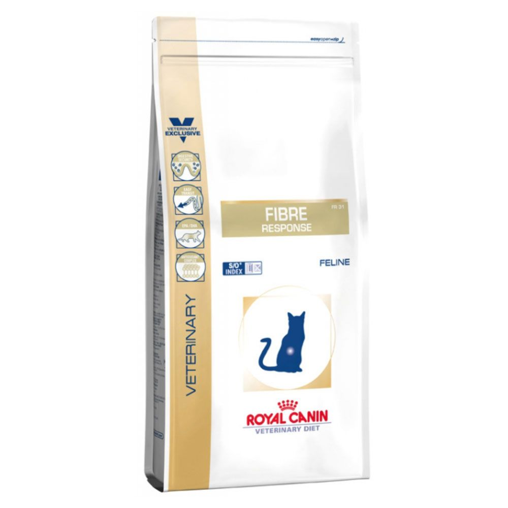 Royal Canin Veterinary Diet Cat Fibre Response
