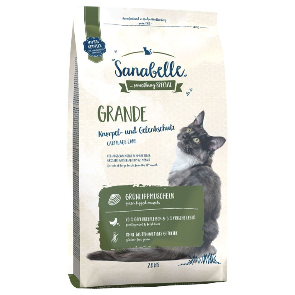 Grande Sanabelle Adult 2kg Dry Cat Food