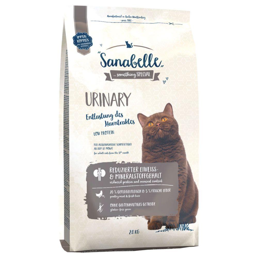 10kg Urinary Sanabelle pour chat