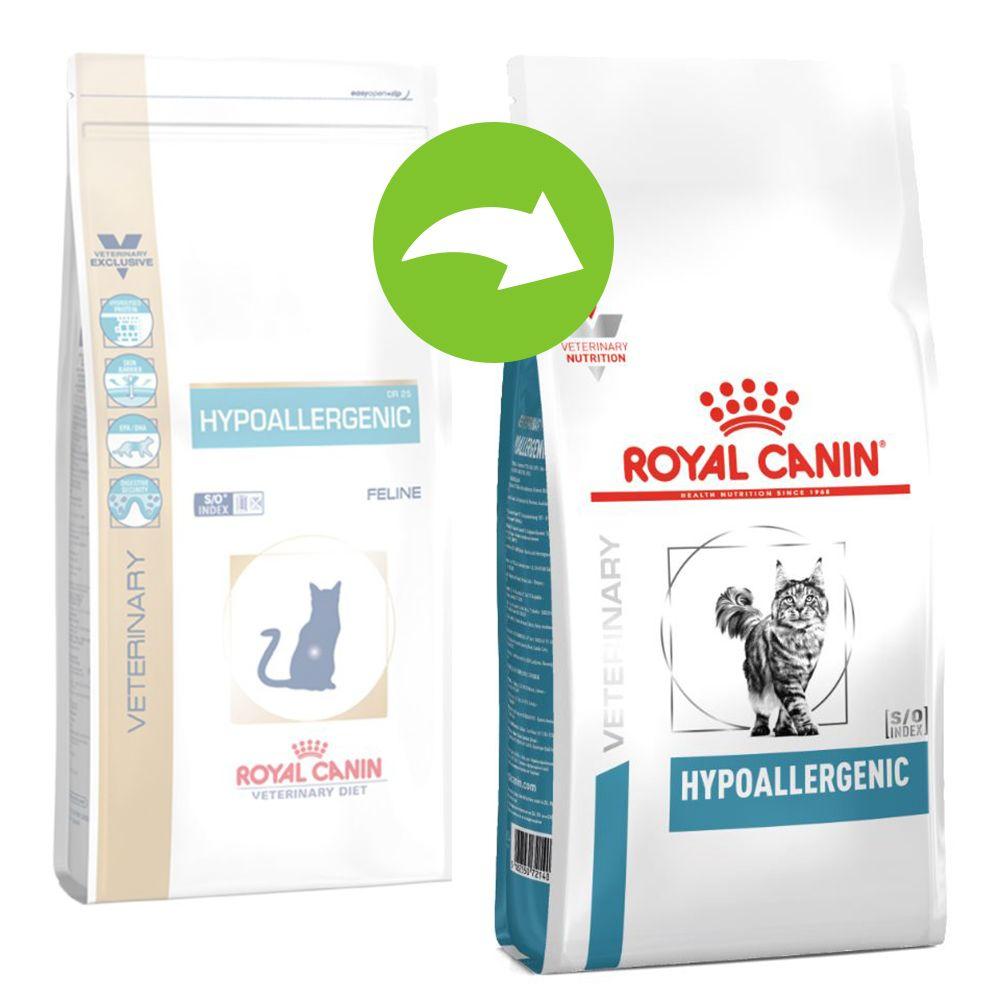 Royal Canin Veterinary Diet Feline Hypoallergenic DR 25 - Ekonomipack: 2 x 4,5 kg