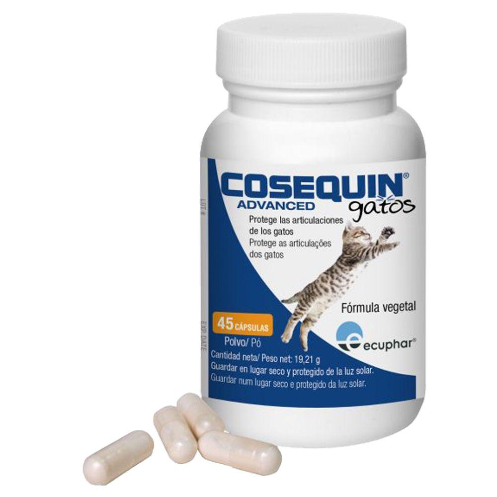 Image of Cosequin Advance Complemento alimentare per gatti - Set %: 2 x 45 compresse