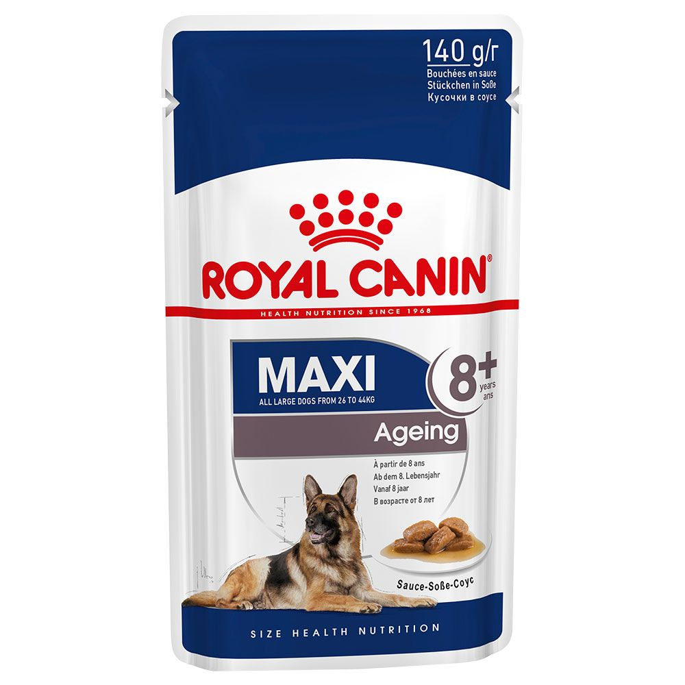 Ageing Maxi Royal Canin Wet Dog Food