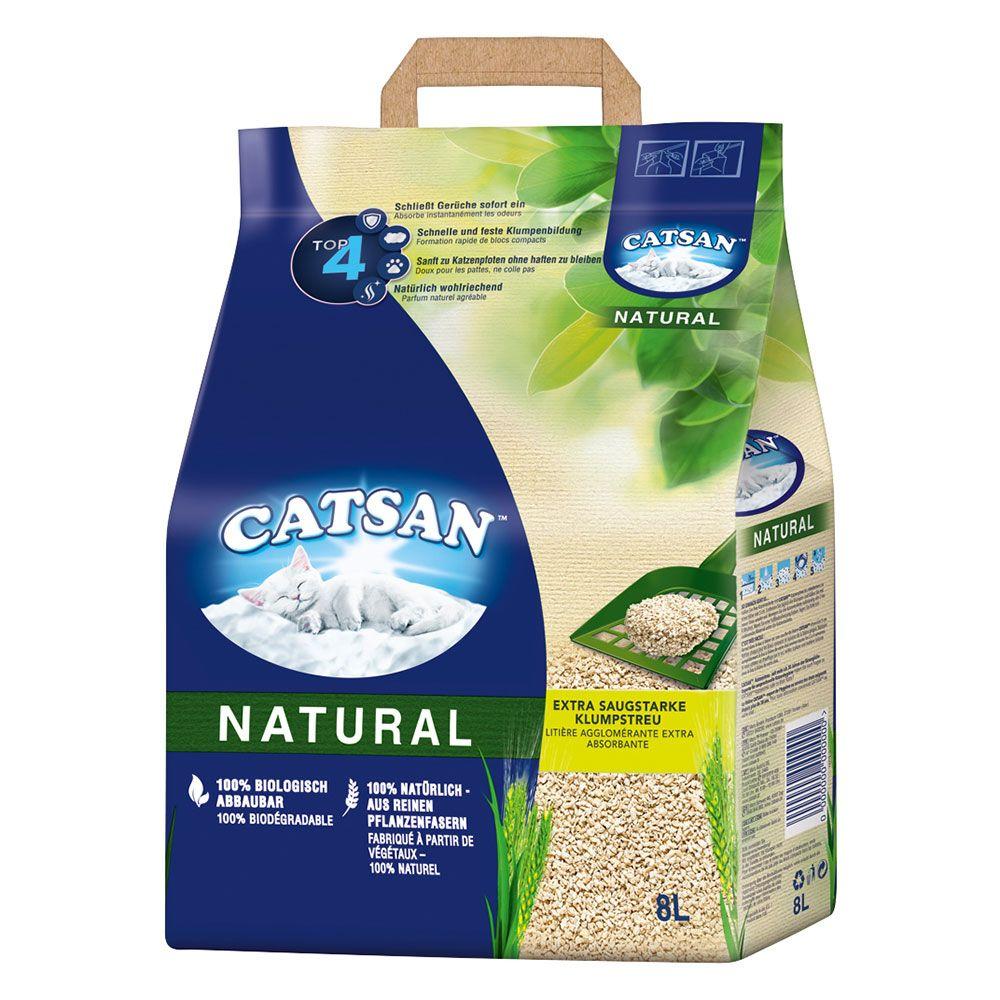 Catsan Natural - 20 L