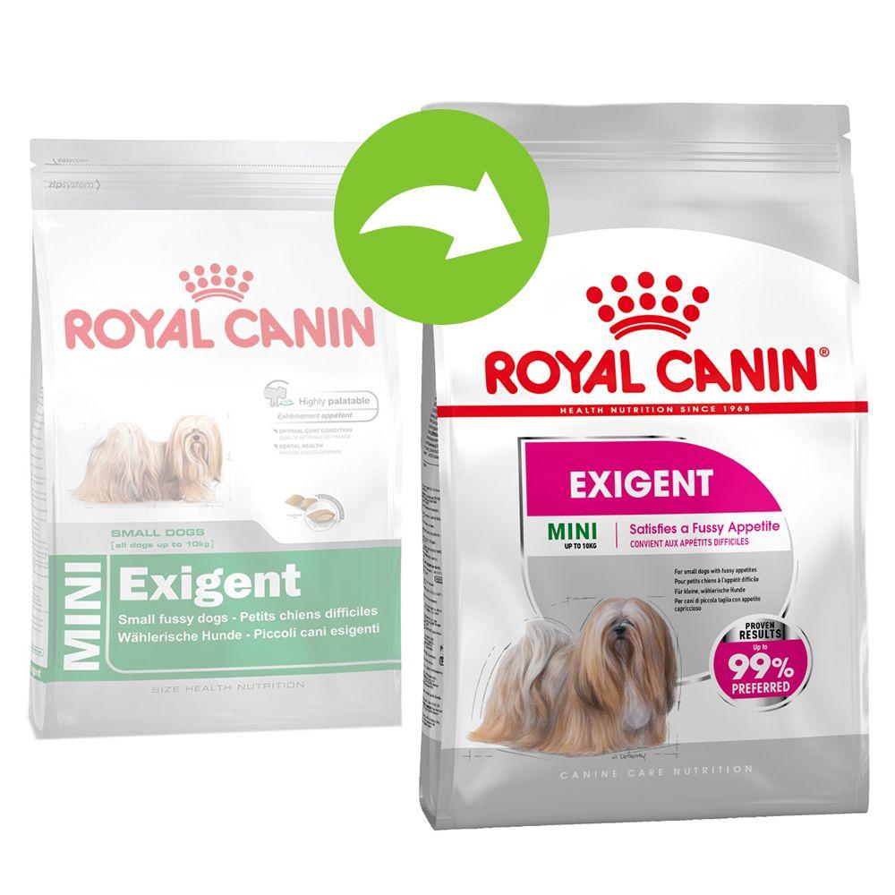 Royal Canin Mini Exigent - Varčno pakiranje: 2 x 3 kg