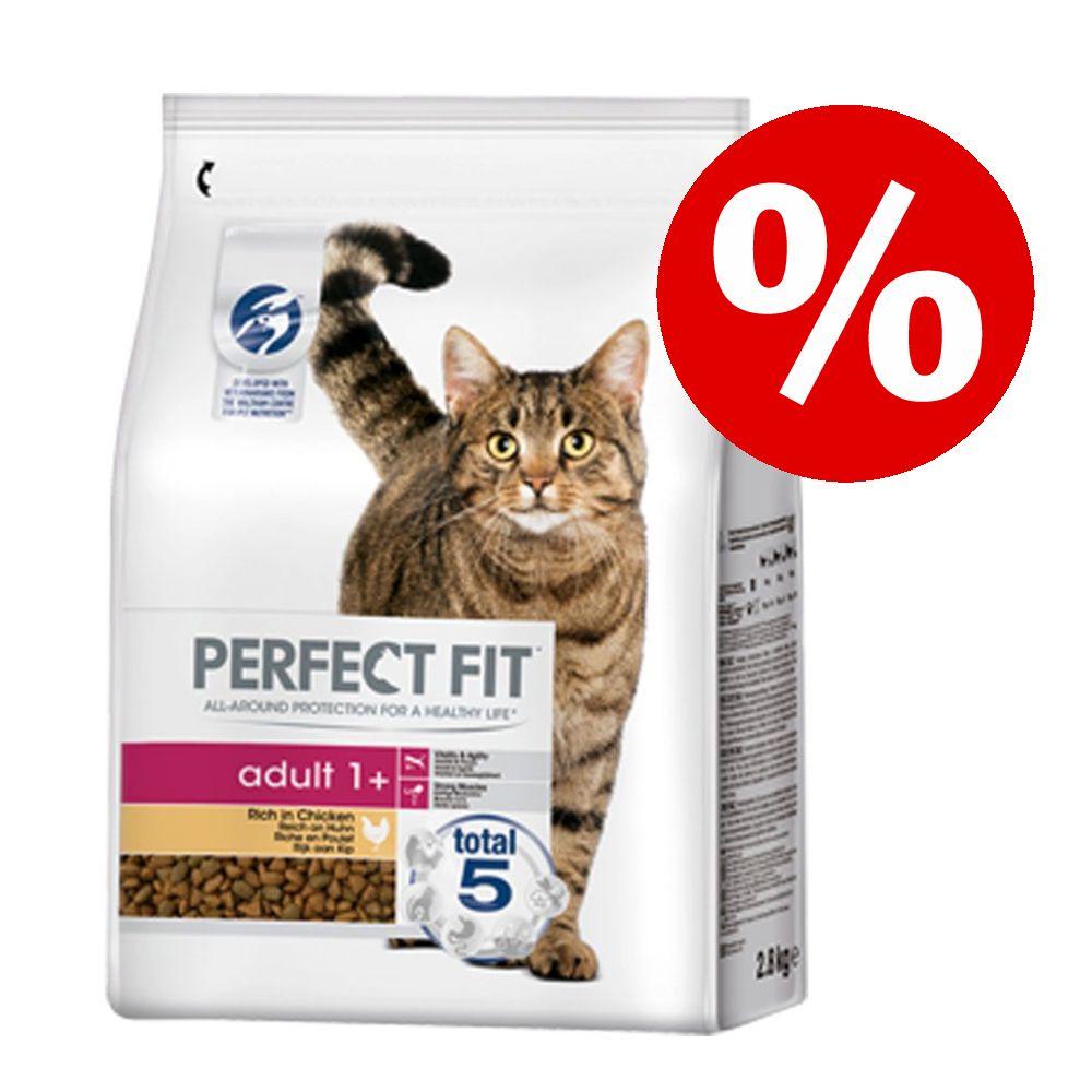 20 % rabatt! Perfect Fit kattfoder - Senior 7+ Kyckling (750 g)