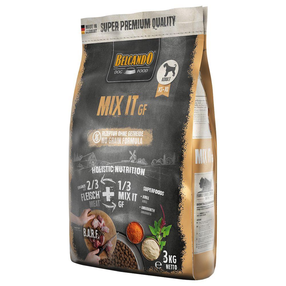 Image of Belcando Mix It Grain-free - Set %: 2 x 3 kg
