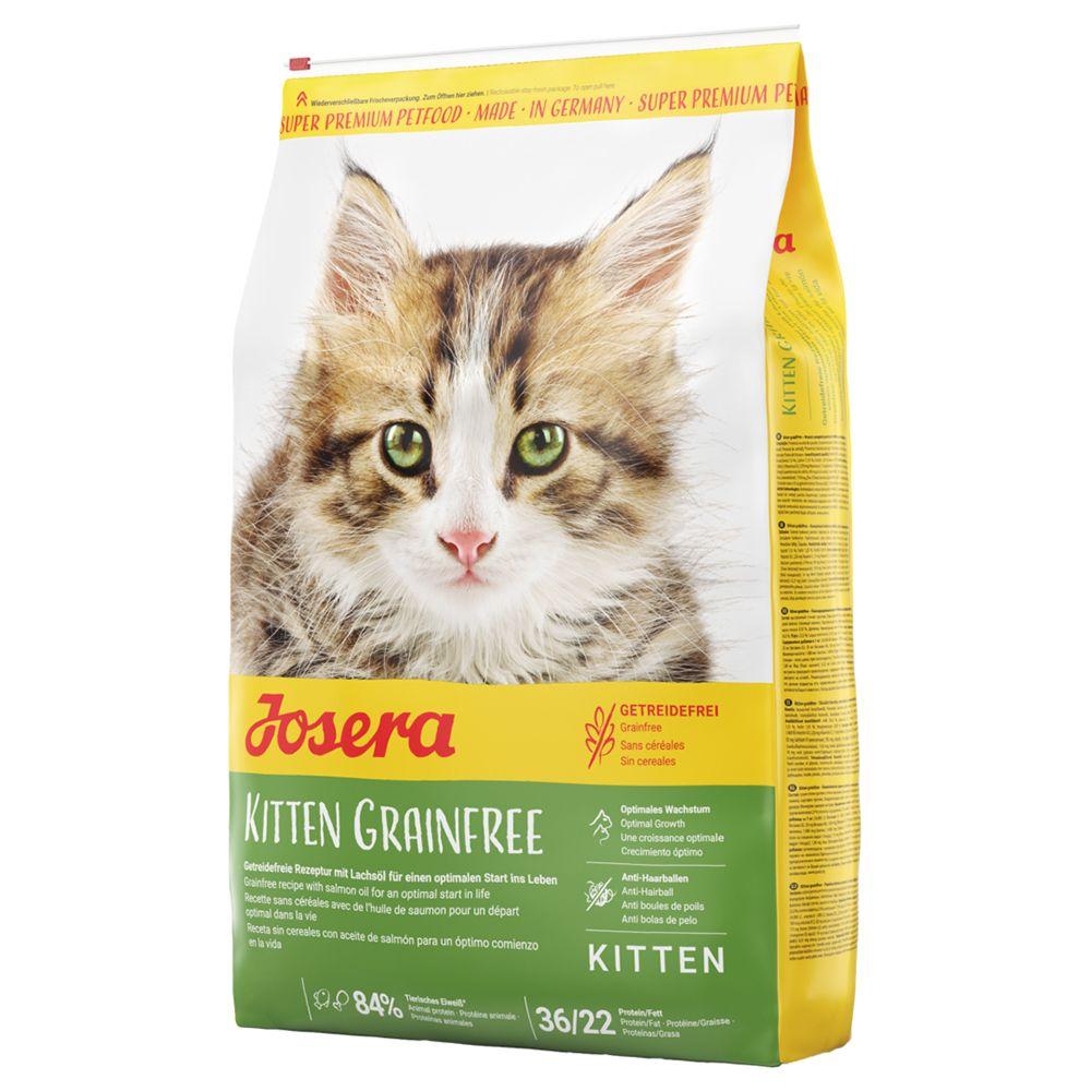 Josera Kitten Getreidefrei - Sparpaket: 2 x 10 kg