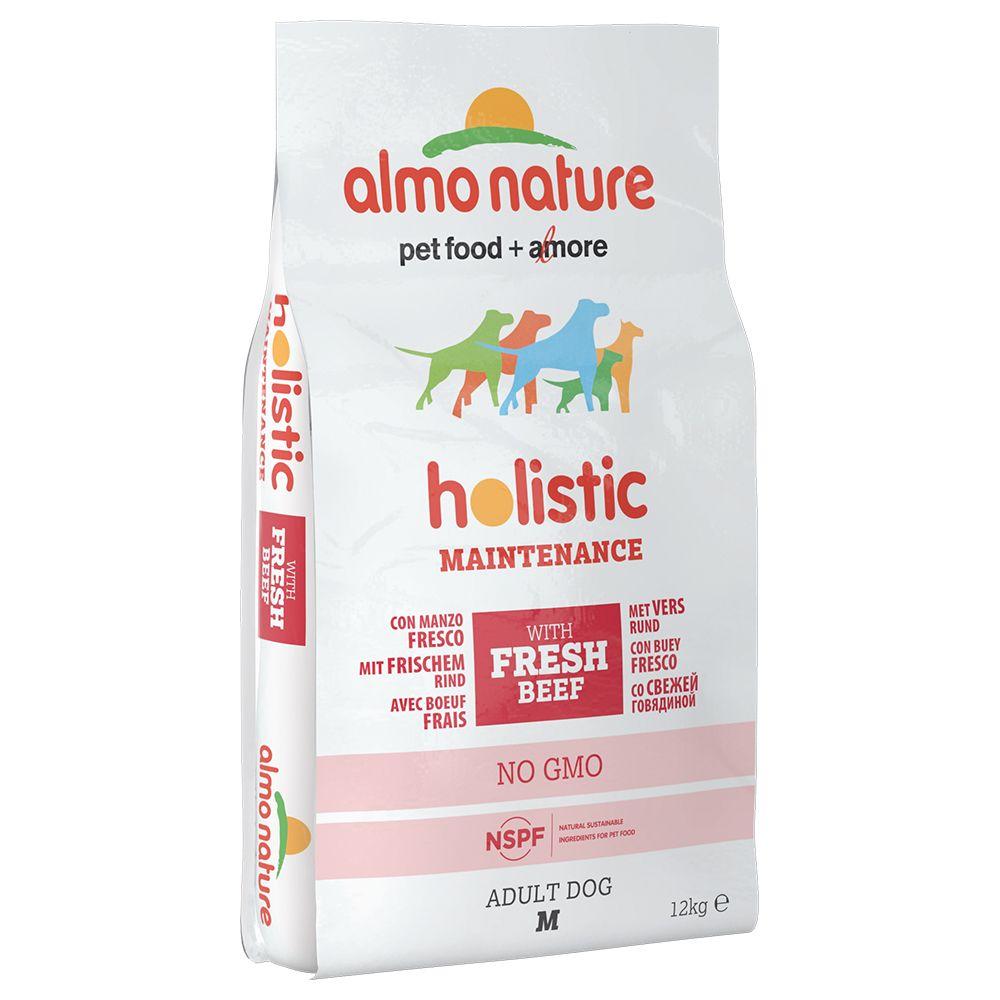 Foto Almo Nature Holistic Medium Adult con Manzo - 2 x 12 kg - prezzo top!