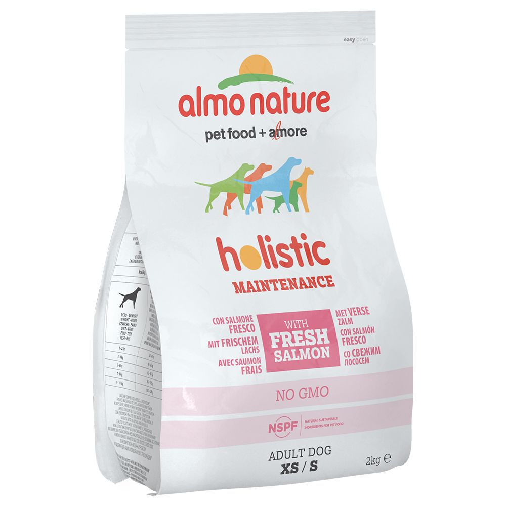 Chien Croquettes Almo Nature Holistic Small