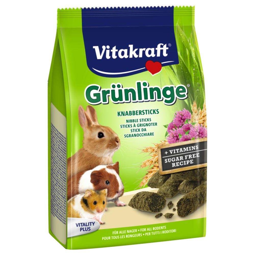 Vitakraft zielone paluszki - 3 x 50 g