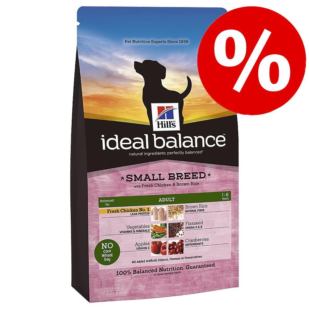 Hill's Ideal Balance, 3 x