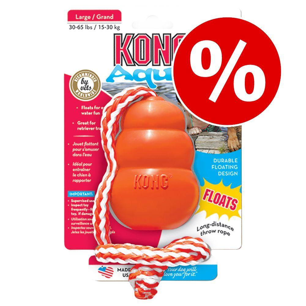 10% RABATT på KONG Aqua (M eller L) & KONG Wet Wubba - Wet Wubba - Large