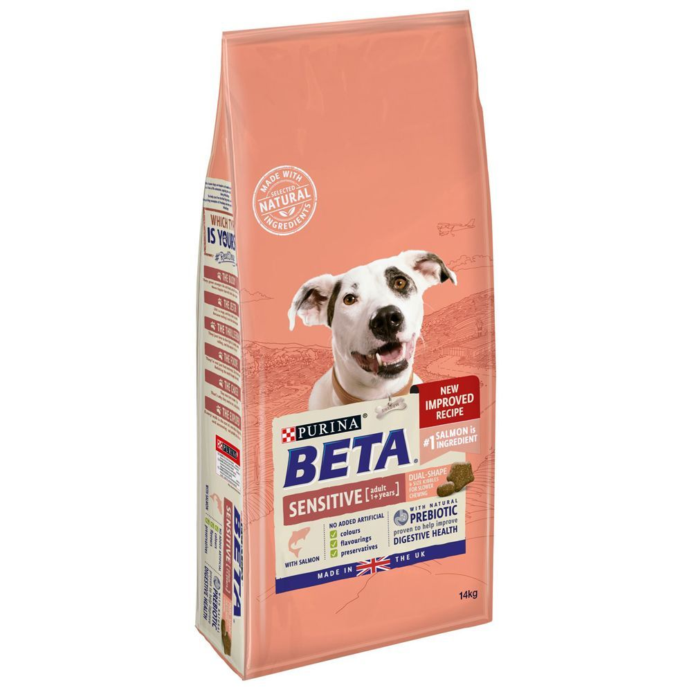 We know that some dogs are more sensitive to food than others, but that does not have to stop your dog from living an active and curious life. That is why our PURI...