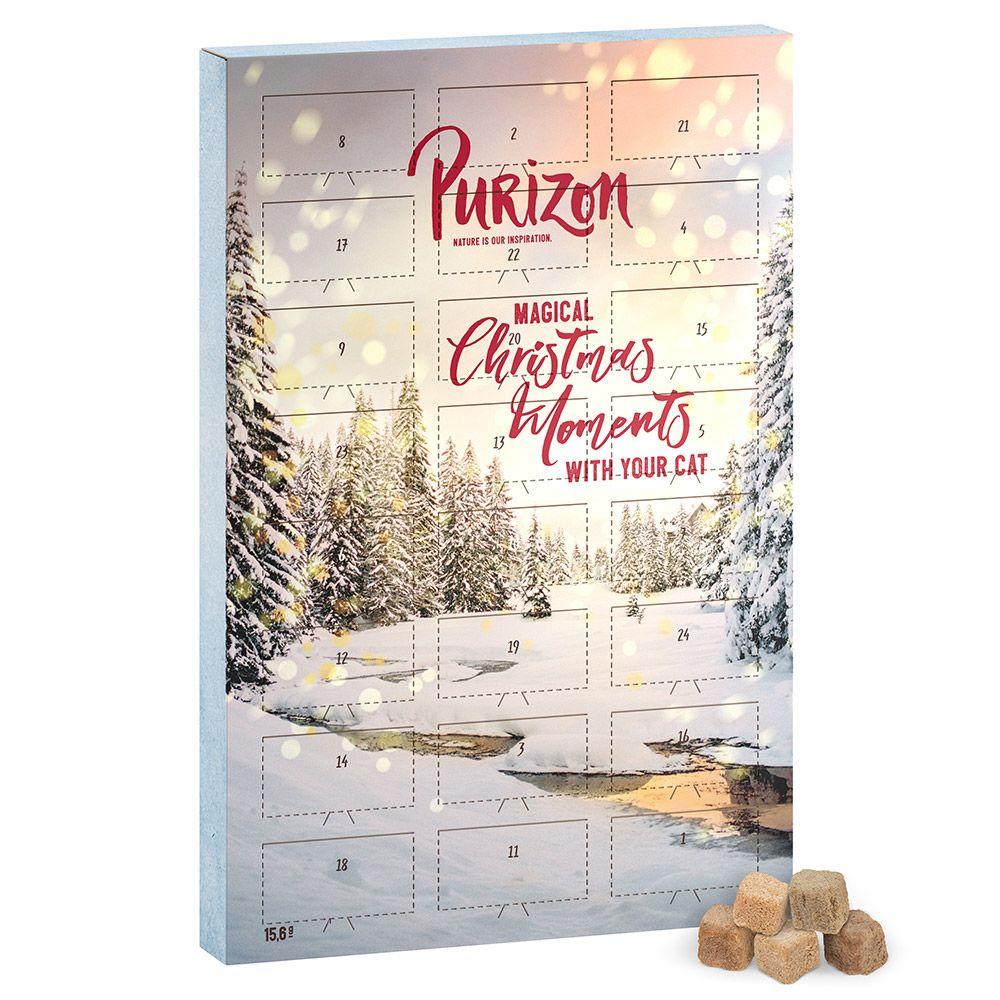 Purizon julkalender - spannmålsfri - 1 st (15,6 g)