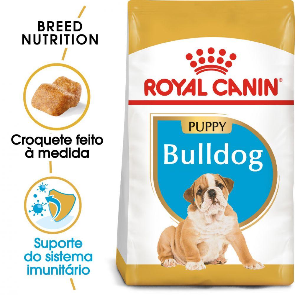 Royal Canin Bulldog Puppy/Junior - Pack económico: 2 x 12 kg