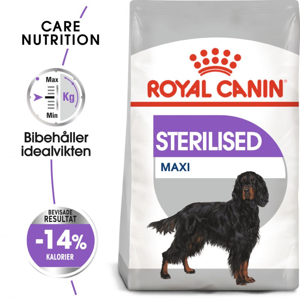 Royal Canin CCN Maxi Adult Sterilised 9 kg