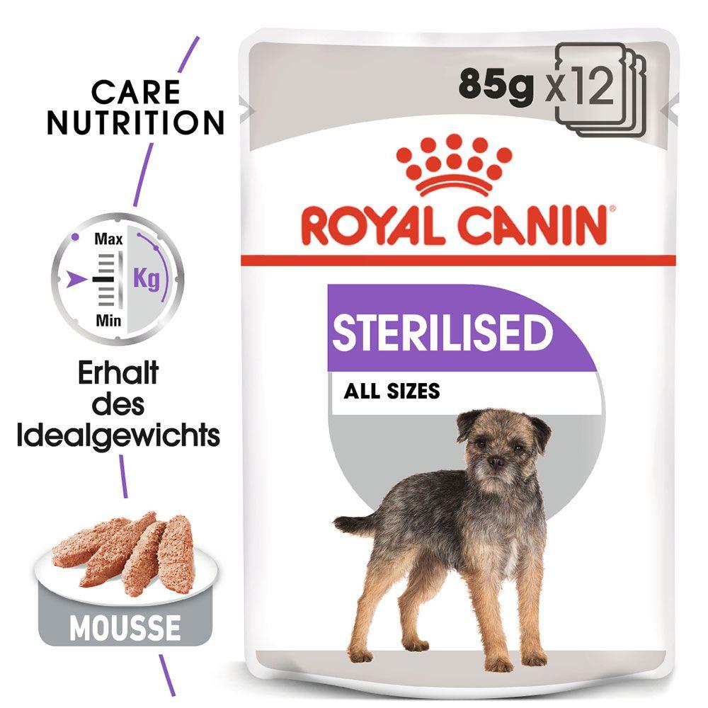 Royal Canin CCN Sterilised Wet - 12 x 85 g