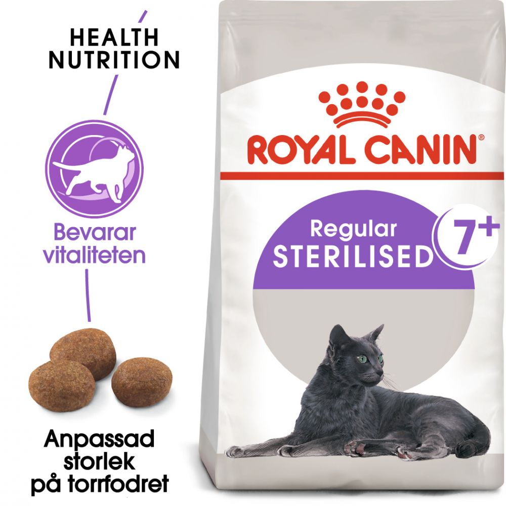 Royal Canin Sterilised 7+ - 1,5 kg