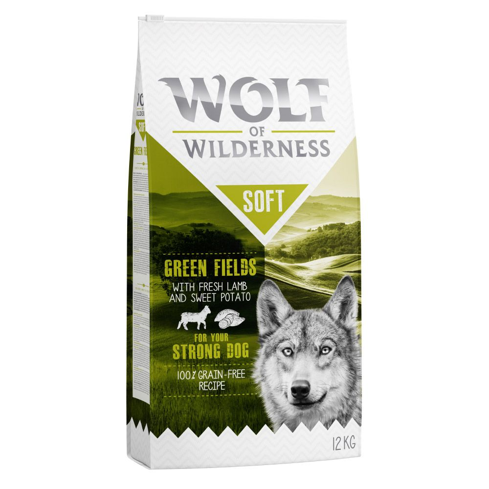 Adult Lamb Soft Wolf of Wilderness Dry Dog Food