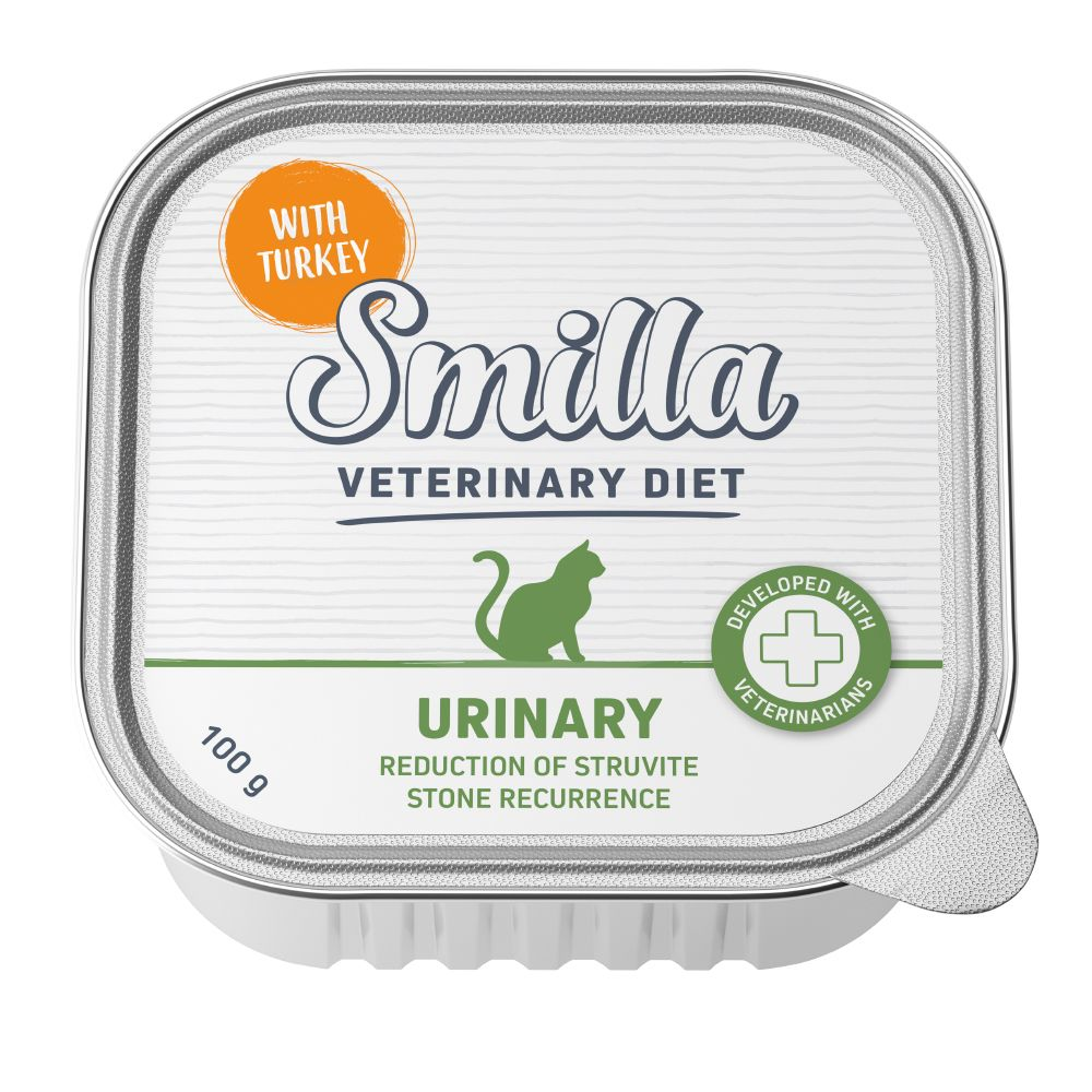 Smilla Veterinary Diet Urinary - Ekonomipack: 24 x 100 g