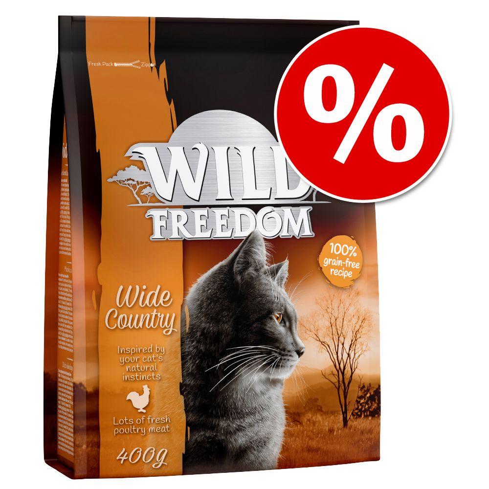 Wild Freedom Trockenfutter 400 g zum Sonderprei...