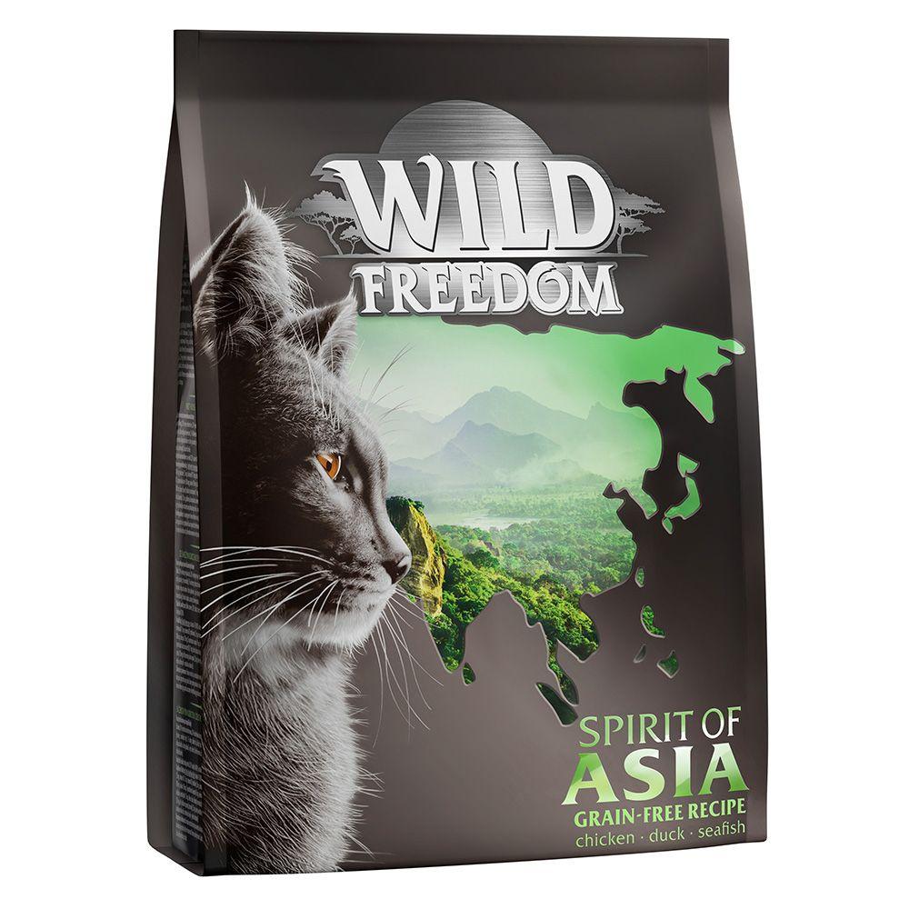"Wild Freedom """"Spirit of Asia"""" - Ekonomipack: 3 x 2 kg"