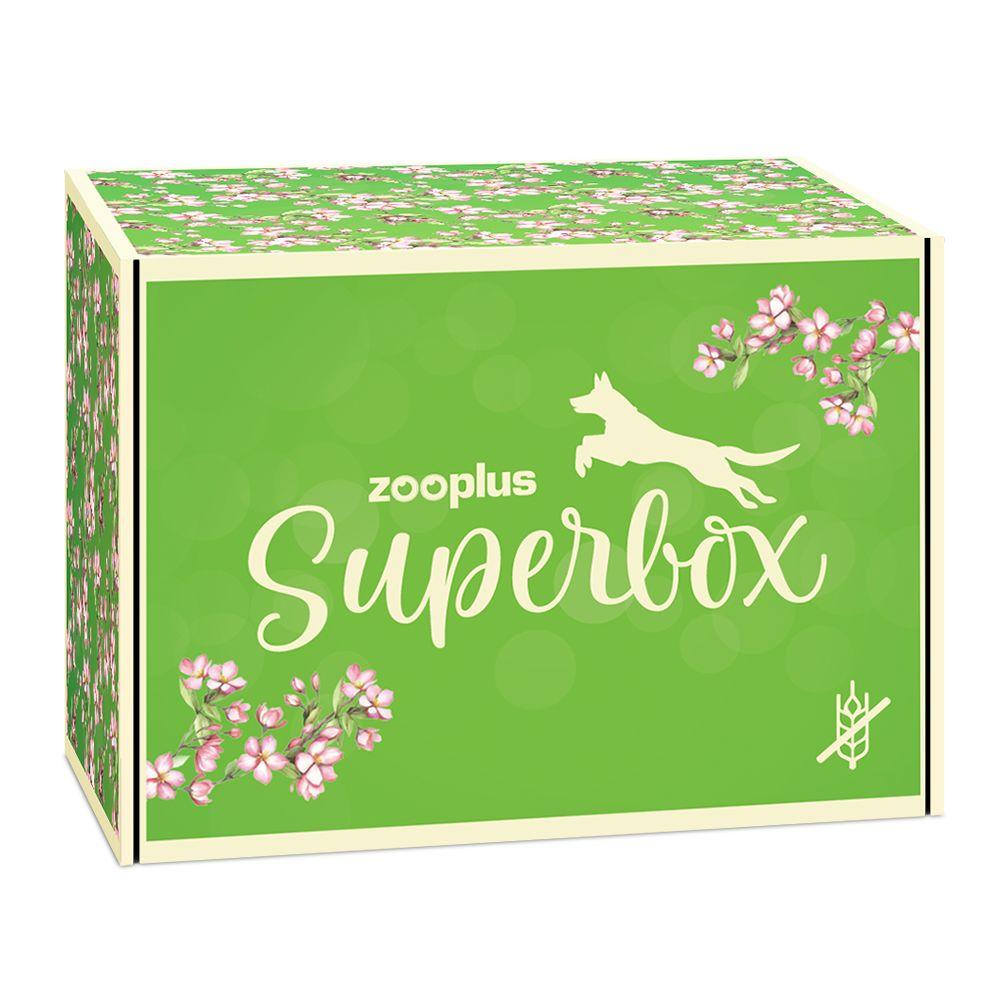 Superbox zooplus dla psa na wiosnę 2019 - Superbox dla psa na wiosnę 2019