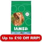 12kg Iams Proactive Health Dog Food - Up to £10 Off RRP!* - Mature & Senior Dog - Chicken