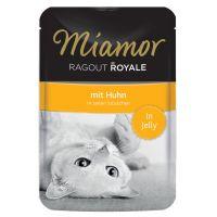 Miamor Ragout Royale in Jelly 22 x 100 g - Huhn Preisvergleich