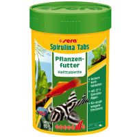 Sera Spirulina Food Tabs - 100 tablets