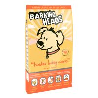 Barking Heads Dry Food Economy Pack 2 x 12kg - Puppy Days Chicken & Salmon