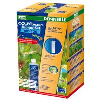 Dennerle CO2 Plant Fertilizer Set BIO 120 - up to 120 litres