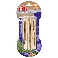 8in1 Delights Chew Sticks - Beef - 75g (3 sticks)