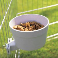 Savic Crock Feeding Dish with Screw Fastening - 0.3 litre
