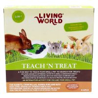 Interactive Toy Living World 3 in 1 - 24 x 24 cm