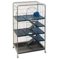 Ferret, Squirrel, and Chinchilla Cage Perfect - 79 x 52 x 140 cm (L x W x H)