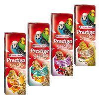 Prestige Sticks for Budgies Mixed Pack - 4 x 2 Sticks (240g)